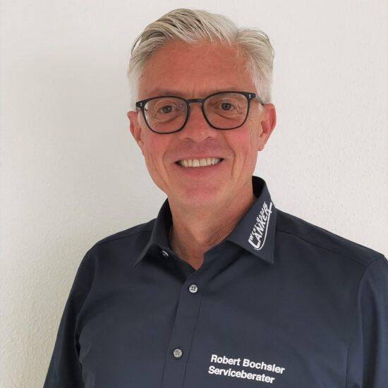 Robert Bochsler - Westgarage Lanker AG