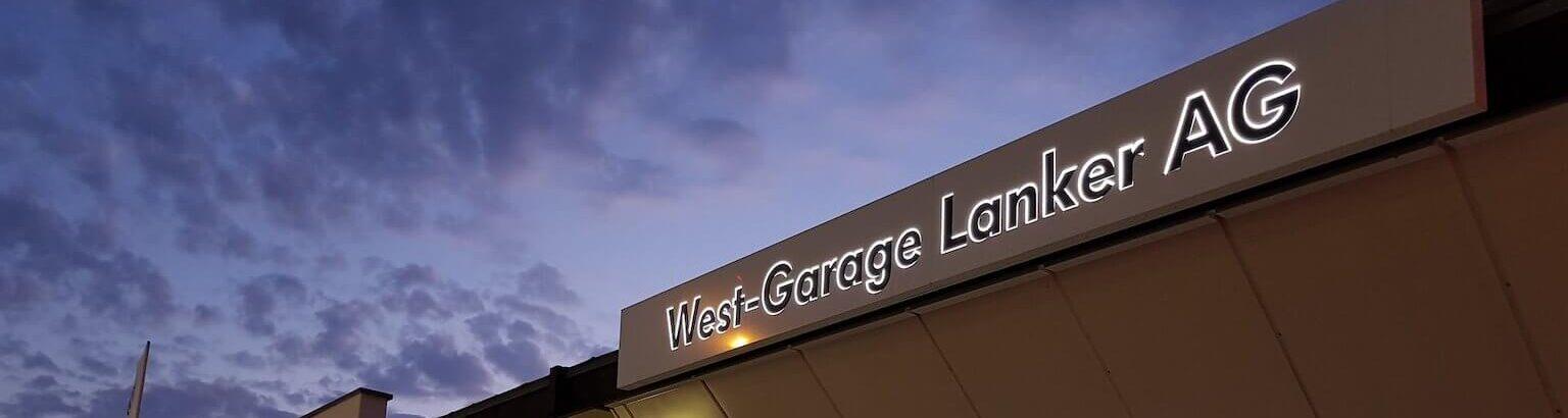 Galerie & Videos - Westgarage Lanker AG