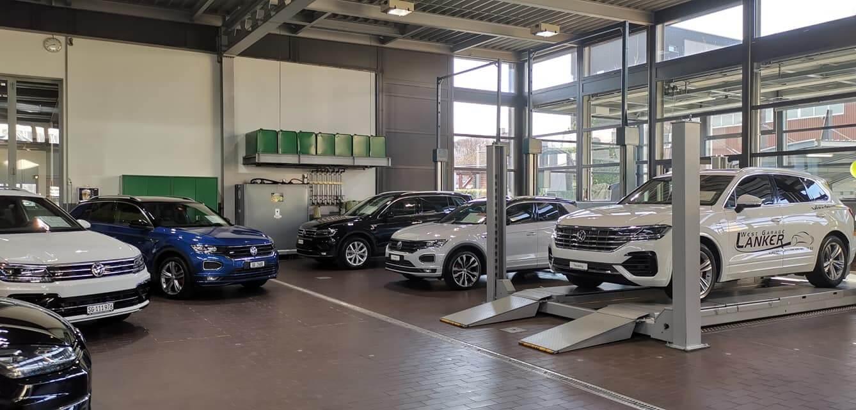 Service Partner VW - Westgarage Lanker AG