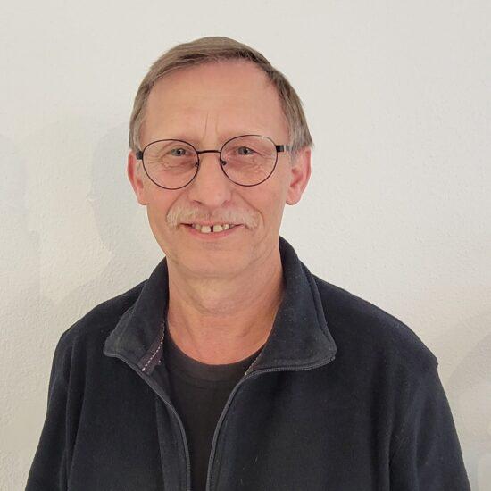 Manfred Genz - Westgarage Lanker AG 1