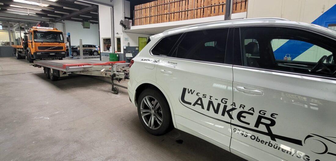 Pannendienst - Westgarage Lanker AG 2