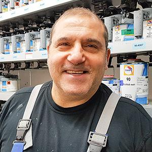 Rodolfo Jellamo - Westgarage Lanker AG