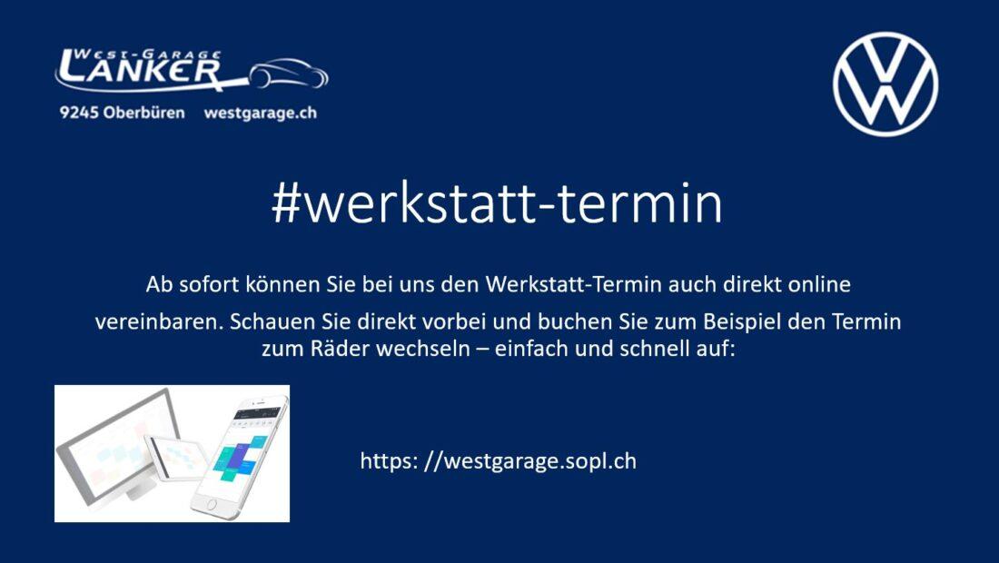 Service Partner VW - Westgarage Lanker AG 4